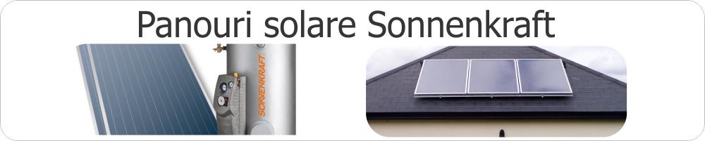 Panouri solare Sonnenkraft
